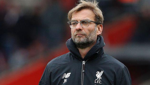 Kult-Coach Klopp lästert über die spanische Liga (Bild: AFP)