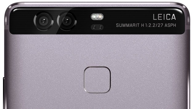 Huawei präsentiert sein P9 mit Leica-Doppelkamera (Bild: Huawei)