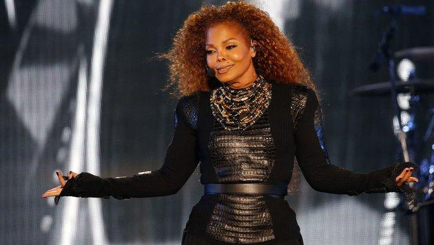Janet Jackson (Bild: AFP)