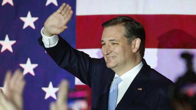 Ted Cruz (Bild: Associated Press)