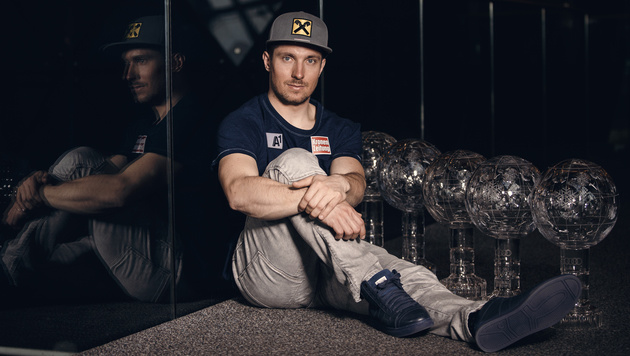 Wings for Life World Run: Hirscher sucht Mitläufer (Bild: GEPA)