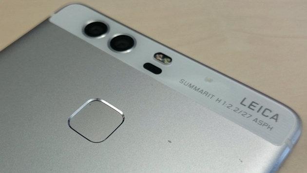 Huawei P9: Android-Handy mit Leica-Cam ausprobiert (Bild: Dominik Erlinger)