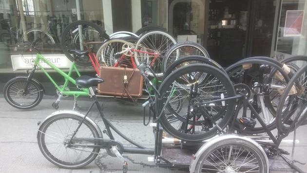 """""""Top 5: Die abgefahrensten Bikeshops Wiens (Bild: FixDich)"""""""