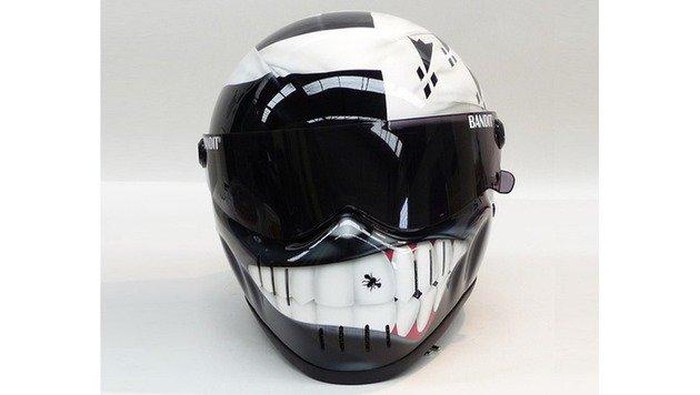 """""""Die coolsten Helme für die neue Biker-Saison (Bild: Pirate Bandit)"""""""