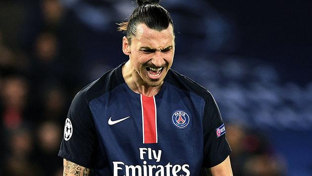 Entschuldigung bei Ibrahimovic für Dopingvorwürfe (Bild: AFP)