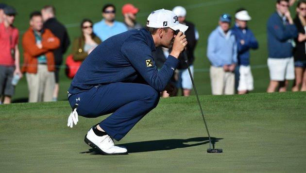 Golf: Wiesberger in Augusta im Mittelfeld (Bild: APA/AFP/NICHOLAS KAMM)