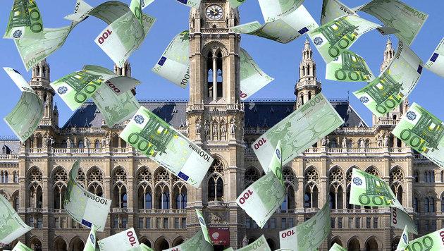 Wiener Beamte kassieren von Stadt Luxuspensionen (Bild: Schauber-Walzer/PID, thinkstockphotos.de)