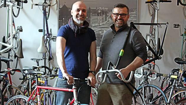 """""""Top 5: Die abgefahrensten Bikeshops Wiens (Bild: E2 Bikeladen)"""""""