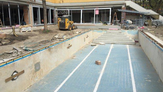 """""""Pratersauna ist noch eine einzige Baustelle (Bild: City4U)"""""""