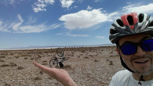 Teil 4: Sonnenbrand in Chile - die Wüste ruft! (Bild: Max Rogers)