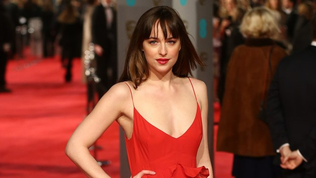 Dakota Johnson (Bild: APA/AFP/JUSTIN TALLIS)