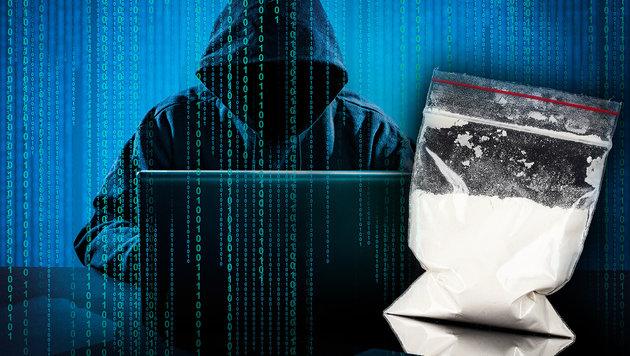 Das Geheimnetz der Drogenmafia (Bild: thinkstockphotos.de)