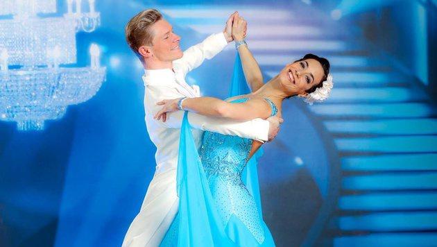 Für Nina Hartmann und Paul Lorenz war am Freitag Schluss. (Bild: ORF)