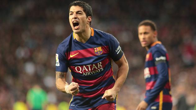 """Schwere Vorwürfe: """"Suarez hat psychische Probleme"""" (Bild: GEPA)"""