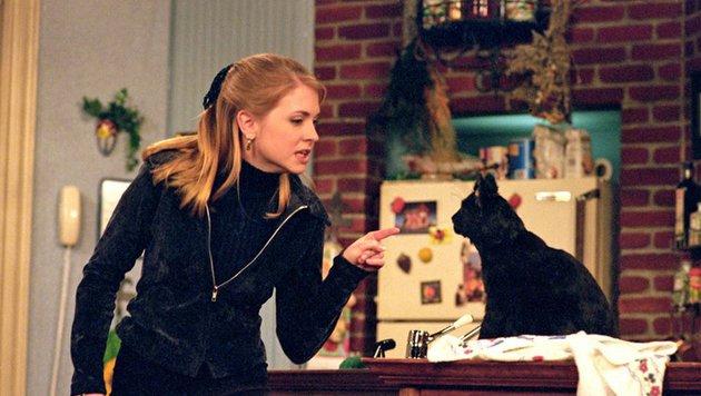 """Salem"" in ""Sabrina - Total verhext!"" (Bild: facebook.com/SabrinaTheTeenageWitchTV)"