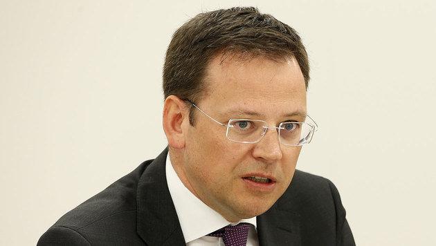 FMA-Vorstand Klaus Kumpfmüller (Bild: Reinhard Holl)