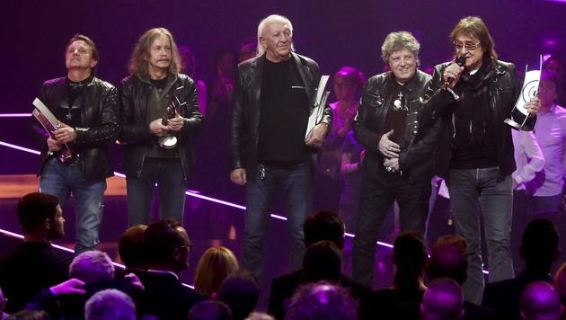 Die Band Puhdys (Bild: AP)