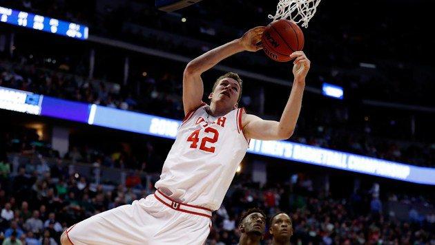 Reihenfolge für NBA-Draft mit Jakob Pöltl steht (Bild: Getty Images)
