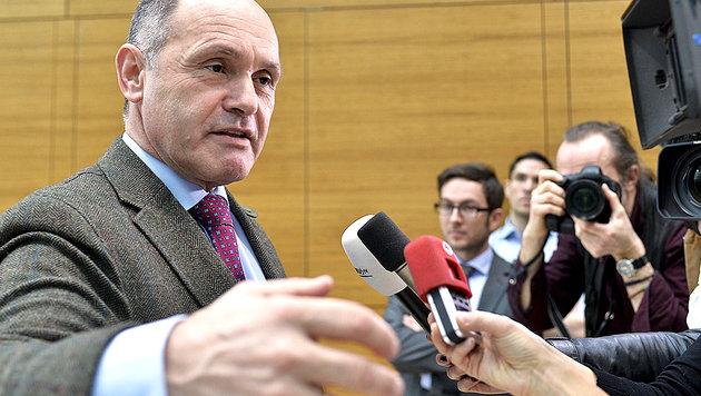 Wolfgang Sobotka, ÖVP (Bild: APA/Herbert Neubauer)
