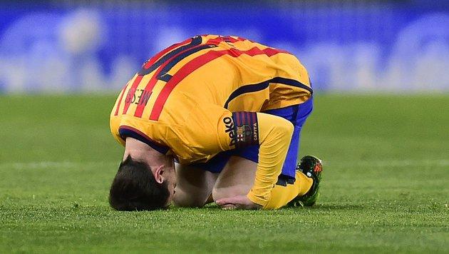 Barca unterliegt Real Sociedad - Titelkampf offen! (Bild: AP)