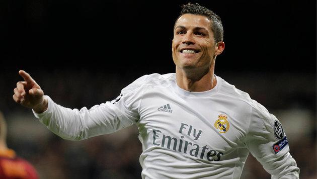 Video: Ronaldo schreibt bei Real-Sieg Geschichte (Bild: GEPA)