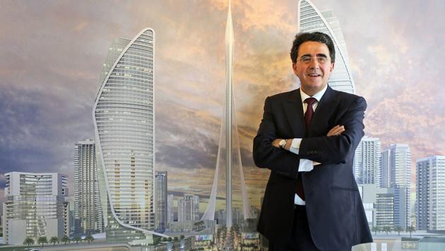 Architekt Santiago Calatrava (Bild: Associated Press)