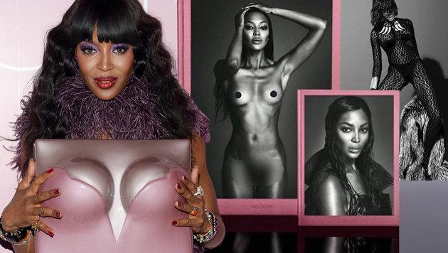 Naomi Campbell: 'Für Victoria's Secret zu teuer' (Bild: Viennareport, instagram.com/iamnaomicampbell)