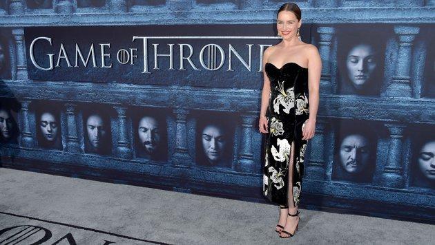 Emilia Clarke (Bild: AFP)