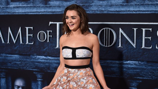 Maisie Williams (Bild: AFP)