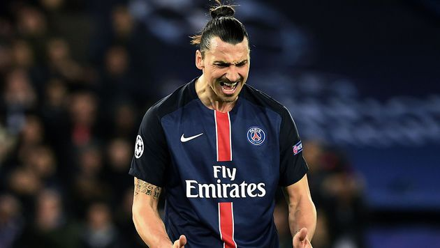 Dopingvorwürfe: Ibrahimovic zieht vor Gericht (Bild: APA/AFP/FRANCK FIFE)
