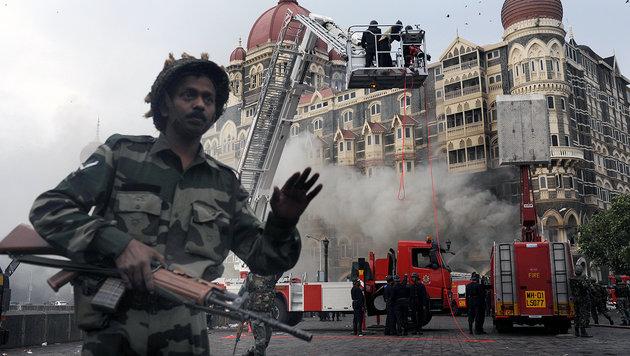 "Dschihadist (34) soll ""Mumbai-Bomber"" sein (Bild: PEDRO UGARTE/AFP/picturedesk.com)"