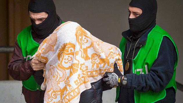 """Familienclans stiften Migranten zu Straftaten an"" (Bild: APA/AFP/ODD ANDERSEN)"