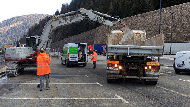 Brenner: Italien schaltet EU-Kommission ein (Bild: zeitungsfoto.at)