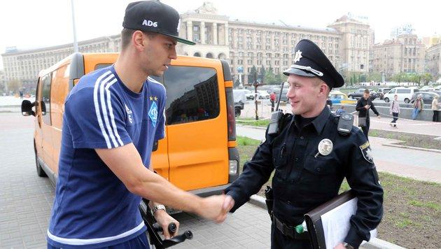 Aleksandar Dragovics Wettlauf gegen die Zeit (Bild: Gerhard Gradwohl)