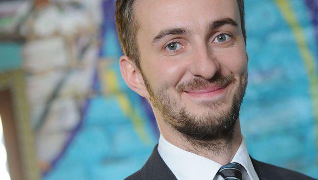 Böhmermann will am 12. Mai ins TV zurückkehren (Bild: APA/AFP/dpa/BRITTA PEDERSEN)
