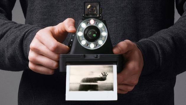 I-1: Niederländer lassen Sofortbildkamera aufleben (Bild: Impossible Project)