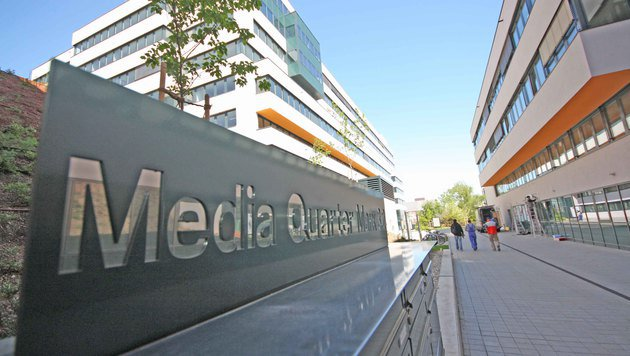Media Quarter Marx: Geldwäsche bei Finanzierung? (Bild: Martin A. Jöchl)