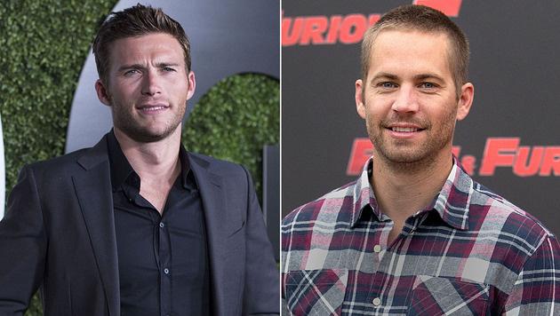 """Scott Eastwood spielt in """"Fast & Furious 8"""" mit - und gedenkt seinem Freund Paul Walker. (Bild: APA/AFP/VALERIE MACON, AP)"""