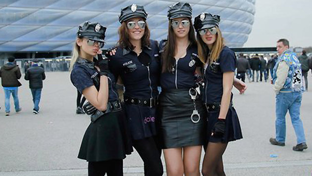 """Casual Dating-Police"" (Bild: C-Date)"