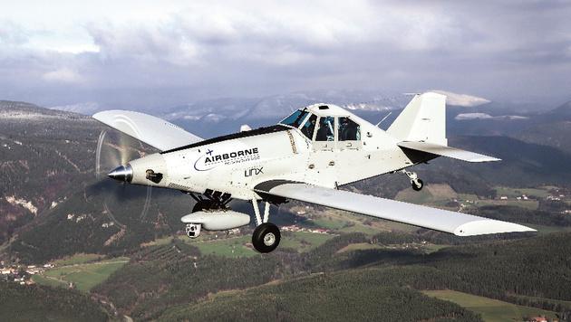 Die Thrush 510-G (Bild: Airborne Technologies)