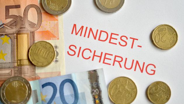2015: Wien kostete Mindestsicherung 544 Mio. Euro! (Bild: APA/BARBARA GINDL)