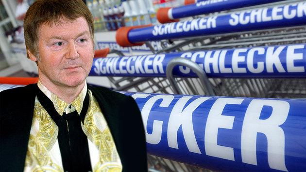 Ex-Drogeriemarktkönig Schlecker muss vor Gericht (Bild: APA/dpa/Martin Gerten, APA/AFP/dpa/Stefan Puchner)