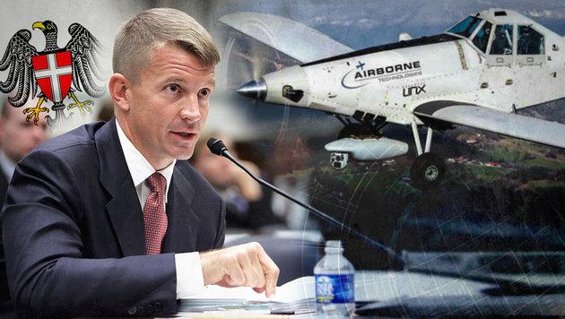 Jetzt ermittelt die Justiz im Kampfflugzeug-Deal (Bild: Stefan Zaklin/EPA/picturedesk.com, Airborne Technologies)
