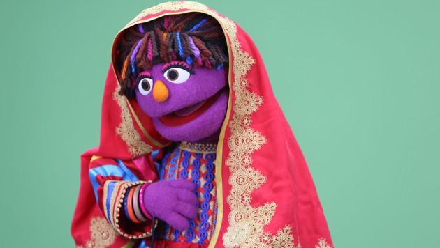 """""""Zari"""" soll afghanische Sesamstraße aufmischen (Bild: AP)"""