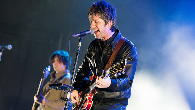 Noel Gallagher: Working-Class-Hero mit Verve (Bild: Andreas Graf)