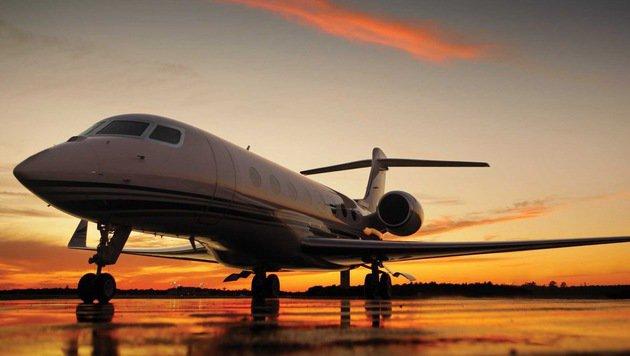 Laurene Powell Jobs besitzt unter anderem zwei Privatjets des US-Herstellers Gulfstream. (Bild: flickr.com/Cayman Cocierge)