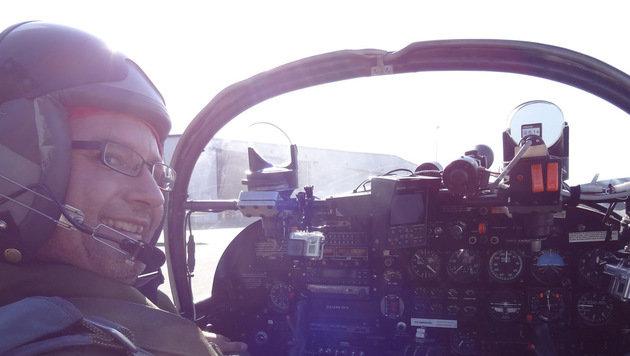 """""""Luftkampf: So werdet ihr zum """"Top Gun""""-Piloten (Bild: Air Combat USA)"""""""
