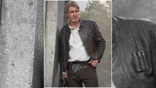 Harrison Ford als Han Solo (Bild: Zoomin.TV)