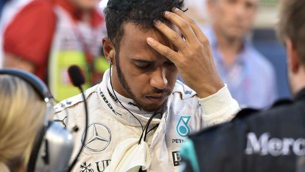 """Lewis Hamilton: """"Es war nie die große Liebe"""" (Bild: APA/AFP/ANDREJ ISAKOVIC)"""