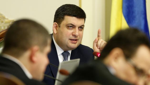 Groisman neuer Regierungschef der Ukraine (Bild: AP)